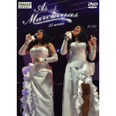 AS MARCIANAS - 25 Anos - Ao Vivo - DVD