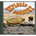 EXPLOSÃO COUNTRY  -  vol.2 - CD